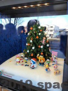 2018年のクリスマス