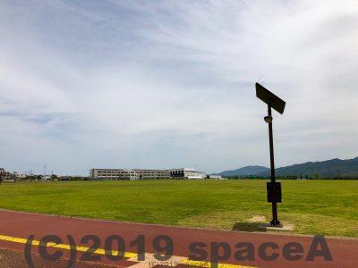 本渡港大矢崎緑地公園さきほどの写真の左型