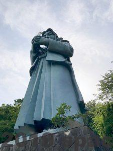 日本一大きな天草四郎像